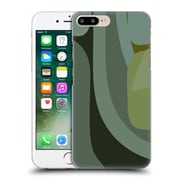 Official Magdalena Hristova Clean Lines 3 Green 9 Hard Back Case For Apple Iphone 7 Plus