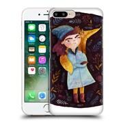 Official Oilikki Animals Fox Hard Back Case For Apple Iphone 7 Plus