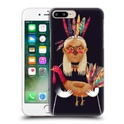 Official Oilikki Animals Native American Hard Back Case For Apple Iphone 7 Plus