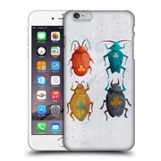 Official Oilikki Animals Club Beetles Hard Back Case For Apple Iphone 6 Plus / 6S Plus