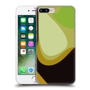 Official Magdalena Hristova Clean Lines 3 Dark Green 3 Hard Back Case For Apple Iphone 7 Plus