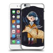 Official Oilikki Animals Deer Hard Back Case For Apple Iphone 6 Plus / 6S Plus