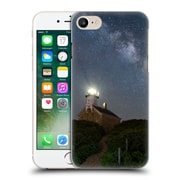 Official Michael Blanchette Lighthouses Over The Top Hard Back Case For Apple Iphone 7