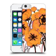 Official Natasha Wescoat Florals Yellow Hard Back Case For Apple Iphone 5 / 5S / Se