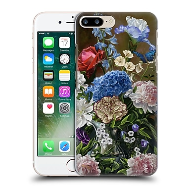 Official Nene Thomas Florals Bouquet In Blue Hard Back Case For Apple Iphone 7 Plus