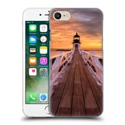 Official Michael Blanchette Lighthouses Runway To The Sky Hard Back Case For Apple Iphone 7