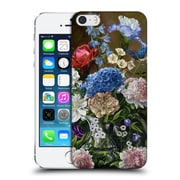 Official Nene Thomas Florals Bouquet In Blue Hard Back Case For Apple Iphone 5 / 5S / Se
