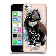 Official Mat Miller Animals Black Magic Hard Back Case For Apple Iphone 5C