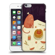 Official Oilikki Animals Cake Hard Back Case For Apple Iphone 6 Plus / 6S Plus