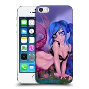 Official Natasha Wescoat Mermaids Blue Haired Pirate Hard Back Case For Apple Iphone 5 / 5S / Se