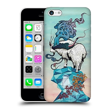 Official Mat Miller Animals Seeking New Heights Hard Back Case For Apple Iphone 5C
