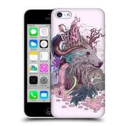 Official Mat Miller Animals Forest Warden Hard Back Case For Apple Iphone 5C