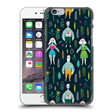 Official Oilikki Patterns Tattoed Guys Hard Back Case For Apple Iphone 6 / 6S