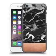 "Official Marta Olga Klara ""Mok"" Marble Black Pattern Hard Back Case For Apple Iphone 6 / 6S"