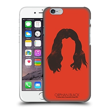 Official Orphan Black Crazy Science Sarah Hard Back Case For Apple Iphone 6 / 6S