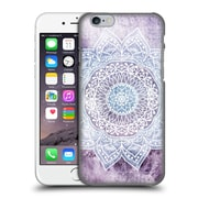 Official Nika Martinez Mandala Deep Purple Hard Back Case For Apple Iphone 6 / 6S
