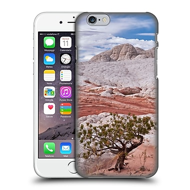 Official Michael Blanchette Southwest Tree On Brain Rocks Hard Back Case For Apple Iphone 6 / 6S