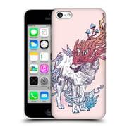 Official Mat Miller Animals Spirit Wolf Hard Back Case For Apple Iphone 5C