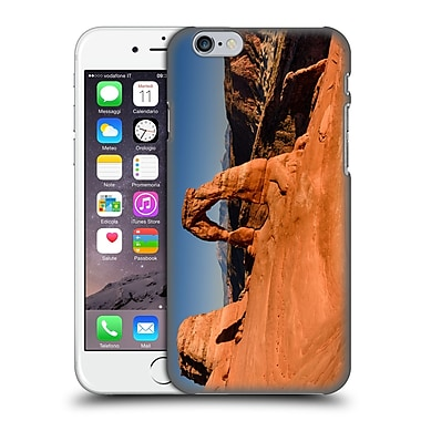 Official Michael Blanchette Southwest Stone Landmark Hard Back Case For Apple Iphone 6 / 6S