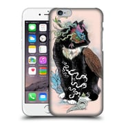 Official Mat Miller Animals Black Magic Hard Back Case For Apple Iphone 6 / 6S