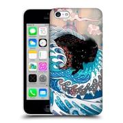 Official Mat Miller Oceans The Unstoppabull Force Hard Back Case For Apple Iphone 5C