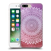 Official Nika Martinez Mandala Autumn Passion Leaves Hard Back Case For Apple Iphone 7 Plus