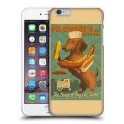 Official Lantern Press Dog Collection Frankie'S Hard Back Case For Apple Iphone 6 Plus / 6S Plus