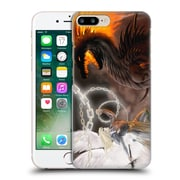 Official La Williams Dragons Michael Vs Belial Hard Back Case For Apple Iphone 7 Plus