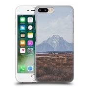 Official Luke Gram Landscapes Jackson, Wyoming Iv Hard Back Case For Apple Iphone 7 Plus
