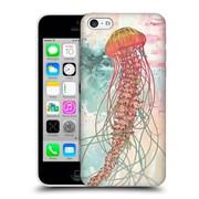 Official Mat Miller Oceans Jellyfish Hard Back Case For Apple Iphone 5C