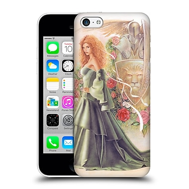 Official La Williams Kingdom Gwinevere Colour Hard Back Case For Apple Iphone 5C