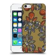 Official Magdalena Hristova Gemstones Gold 2 Hard Back Case For Apple Iphone 5 / 5S / Se