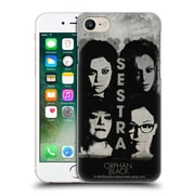 Official Orphan Black Posters Sestra Hard Back Case For Apple Iphone 7