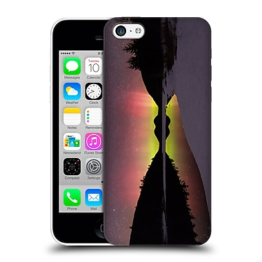 Official Michael Blanchette Night Sky Electric Dance Hard Back Case For Apple Iphone 5C