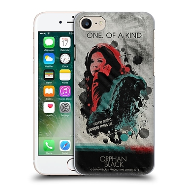 Official Orphan Black Posters Sarah And Helena Hard Back Case For Apple Iphone 7