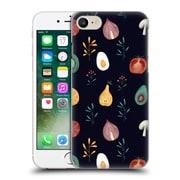 Official Oilikki Food Patterns Vegetables Hard Back Case For Apple Iphone 7