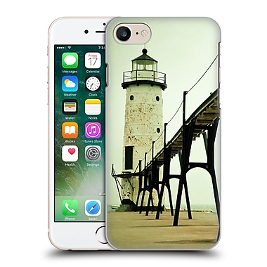 Official Olivia Joy Stclaire Ocean Lighthouse Hard Back Case For Apple Iphone 7