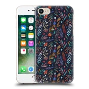 Official Oilikki Patterns Flowers Hard Back Case For Apple Iphone 7