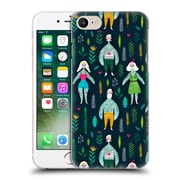 Official Oilikki Patterns Tattoed Guys Hard Back Case For Apple Iphone 7