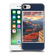Official Lantern Press National Park Grand Canyon Hard Back Case For Apple Iphone 7