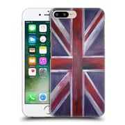 Official Magdalena Hristova Union Jack Painted Hard Back Case For Apple Iphone 7 Plus