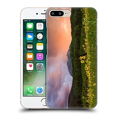 Official Michael Blanchette Rockies The Rain Cometh Hard Back Case For Apple Iphone 7 Plus