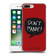 Official Orphan Black Crazy Science Do Not Panic Hard Back Case For Apple Iphone 7 Plus