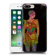 Official Magdalena Hristova Girl Multicolour Hard Back Case For Apple Iphone 7 Plus