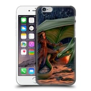 Official La Williams Dragons Black Rider Hard Back Case For Apple Iphone 6 / 6S
