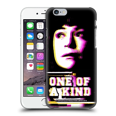 Official Orphan Black One Of A Kind Alison Hendrix Hard Back Case For Apple Iphone 6 / 6S