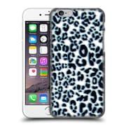 "Official Marta Olga Klara ""Mok"" Trendy Blue Leopard Hard Back Case For Apple Iphone 6 / 6S"