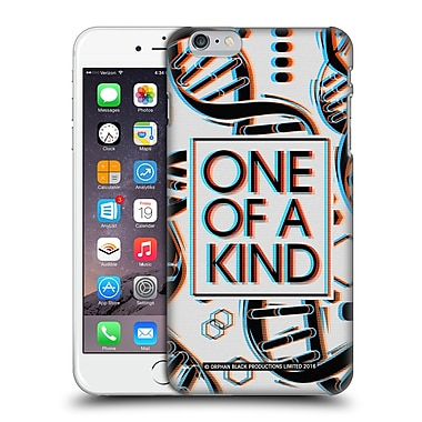 Official Orphan Black One Of A Kind Helix Hard Back Case For Apple Iphone 6 Plus / 6S Plus