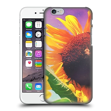 Official Olivia Joy Stclaire Nature 2 Sunflowers And Sky Hard Back Case For Apple Iphone 6 / 6S