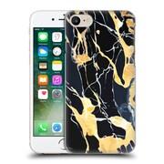 "Official Marta Olga Klara ""Mok"" Marble Black Hard Back Case For Apple Iphone 7"